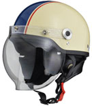 CROSS HALF HELMET